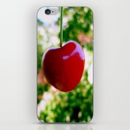 Cherry iPhone Skin