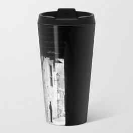 A man Travel Mug