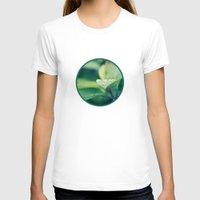 leaf T-shirts featuring Leaf by Crazy Thoom
