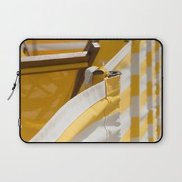Yellow Summer Laptop Sleeve