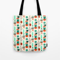 zen Tote Bags featuring Zen by Ana Types Type