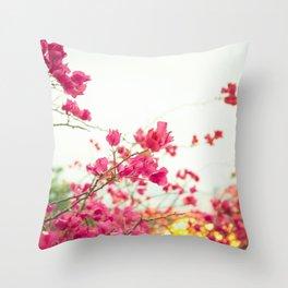 HK-F Throw Pillow