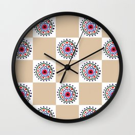 Simple, but Complicated Wall Clock