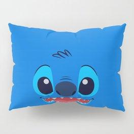 Stitch Cute Face Pillow Sham