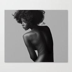 Tonal Study Canvas Print