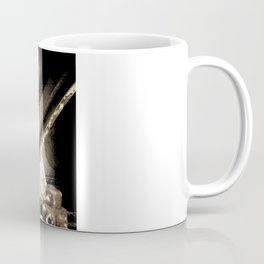 Metal Three Coffee Mug