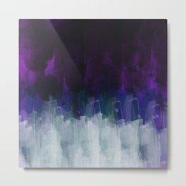 Abstract watercolor texture I Metal Print
