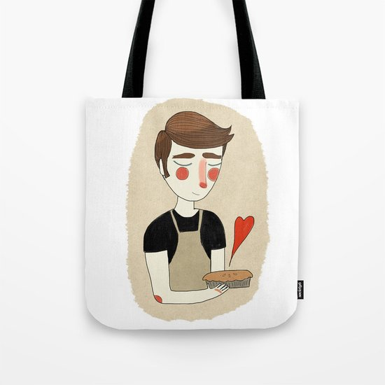 The Piemaker Tote Bag