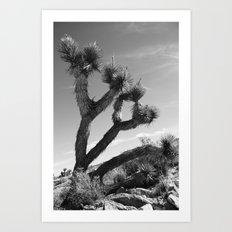 Joshua 1 Art Print