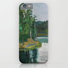 Sheridan Trees iPhone 6s Slim Case