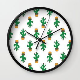 You're cactus Wall Clock
