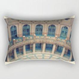 The Capital Building in Austin, Texas Rectangular Pillow