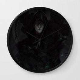 Vax'ildan Wall Clock