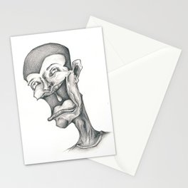 Embrace The Pain Stationery Cards