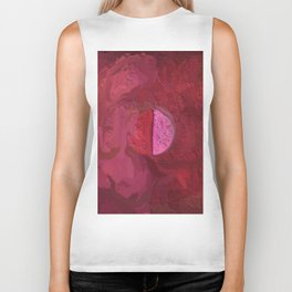 Abstract Mandala 196 Biker Tank