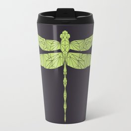 The dragonfly is not envoius Travel Mug