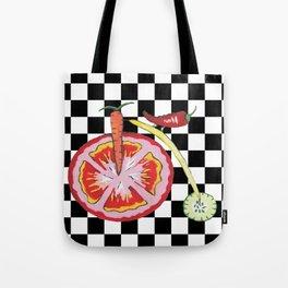 Kitchen Decor Tote Bag
