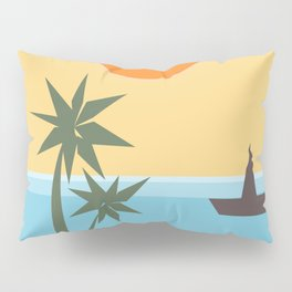 California Vibes Pillow Sham