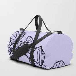 DELICACY ISN'T A FRAGILE THING Duffle Bag