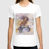 eddie vedder T-shirts featuring Eddie Descending A Staircase by Dace Likethefish