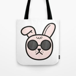 Deal with it Tote Bag