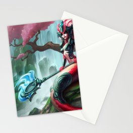 Koi Nami League Of Legends Stationery Cards