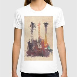 guitars 3 T-shirt