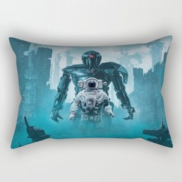 Shadow of the Cyclops Rectangular Pillow