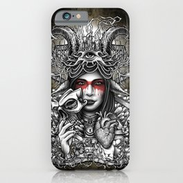 Winya No. 55 iPhone Case