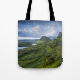 Up in the Clouds II Tote Bag