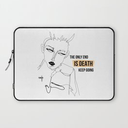 TIL DEATH DO US PART Laptop Sleeve