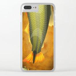 Dorado - Paraná River Fish Clear iPhone Case