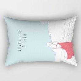 Glamorous Adventure At Sea Rectangular Pillow