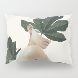 natural beauty-collage Pillow Sham