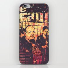 The Sopranos (in memory of James Gandolfini)2 iPhone & iPod Skin