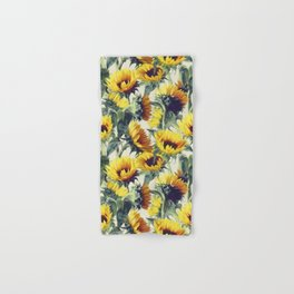 Sunflowers Forever Hand & Bath Towel