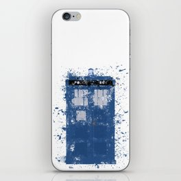T.A.R.D.I.S. iPhone Skin