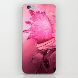 Crystal Exploration iPhone Skin