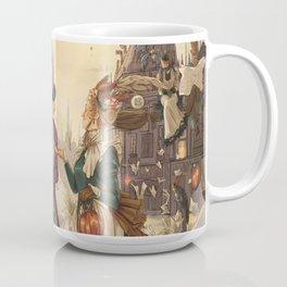 Welcome to Magieaux Coffee Mug