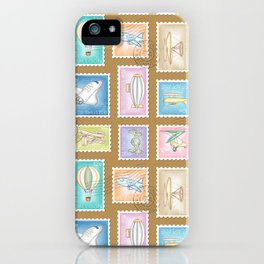 Flying Machines iPhone Case