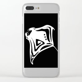 Manta Ray Clear iPhone Case