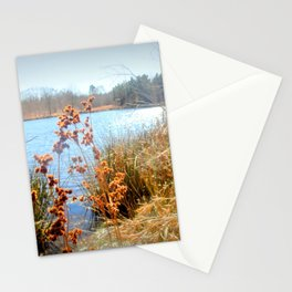Peaceful Nature Stationery Cards