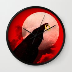 King Of Crooks Wall Clock