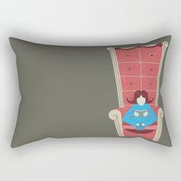 Mr. Armchair Rectangular Pillow