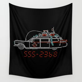 Who You Gonna Call? Wall Tapestry