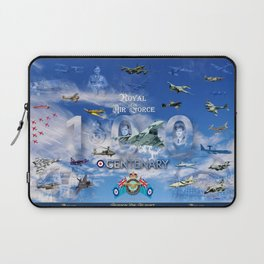 FUSION OF FLIGHT Laptop Sleeve