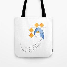 Arabic WAW Tote Bag