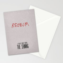 The Shining 02 Stationery Cards