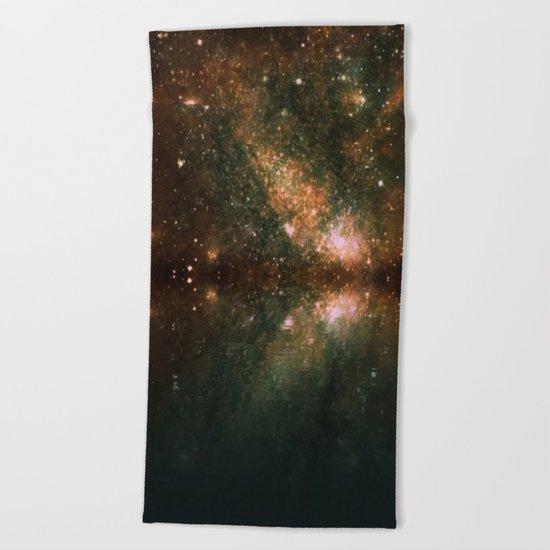 galaxy-32 Beach Towel