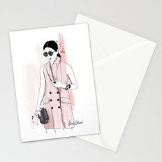 Fashionista Stationery Cards